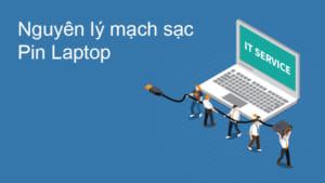 Sơ đồ nguyên lý mạch sạc Pin laptop