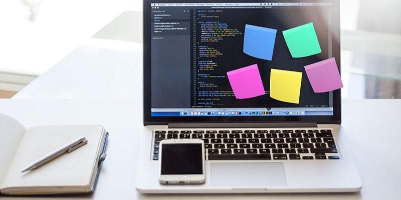 Giấy ghi chú giúp lập trình viên làm việc có kế hoạch