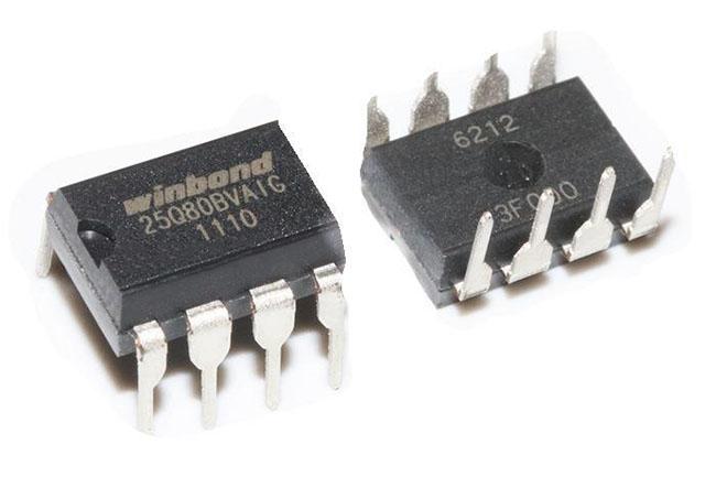 ROM BIOS Winbond